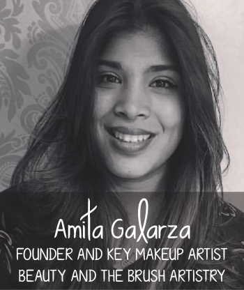 Amita Galarza, Founder and Key Makeup Artist Providence Boston Newport