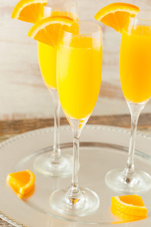 Sit Back, Relax and Sip Your Mimosa
